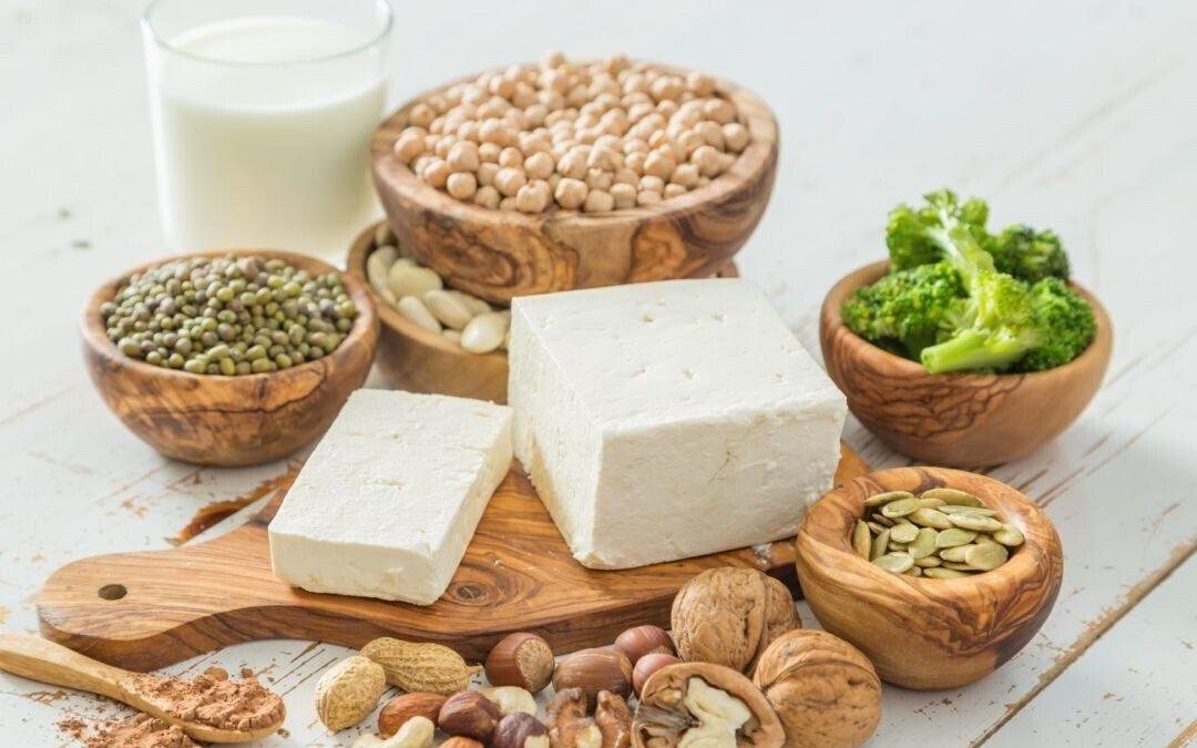 Változatos étkezés és a növényi fehérjék.