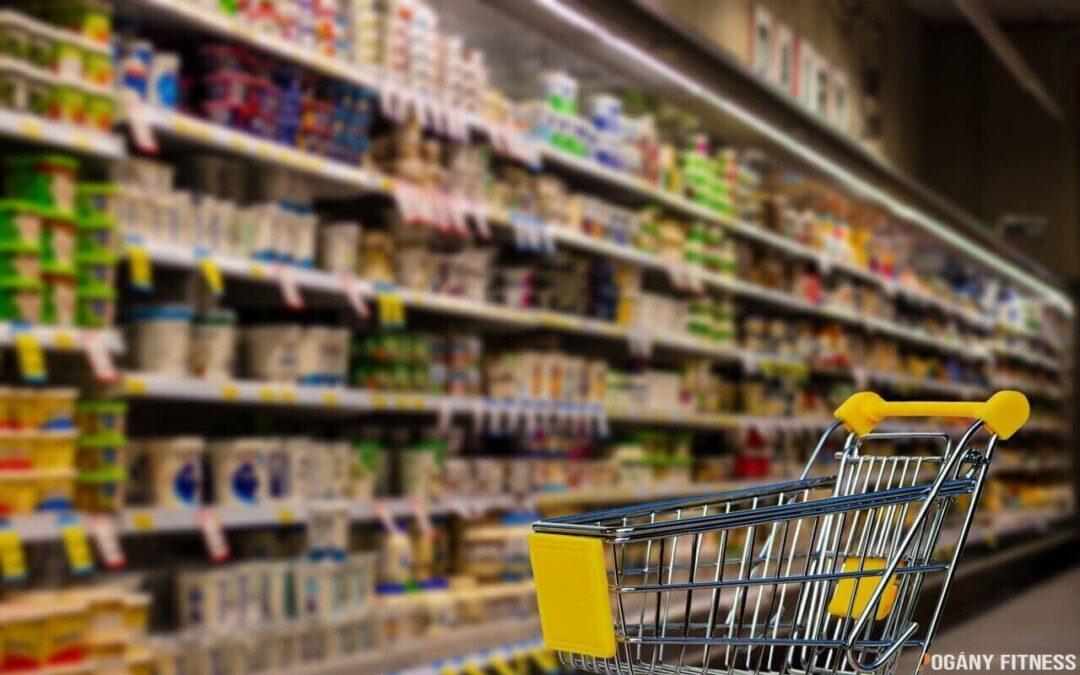 Tudatos vásárlás, avagy az élelmiszeripari adalékanyagok veszélyei